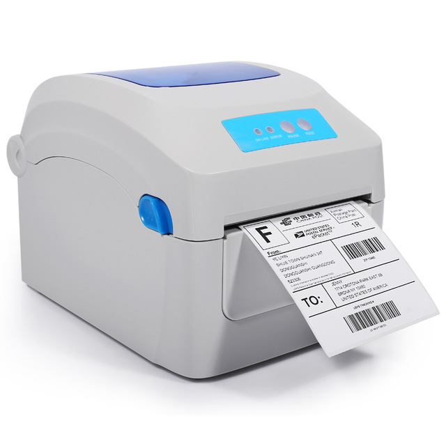 Thermal Printer with label